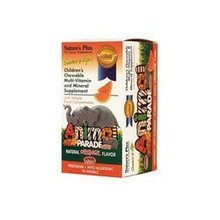 NATURES PLUS ANIMAL PARADE ORANGE 90 TABS