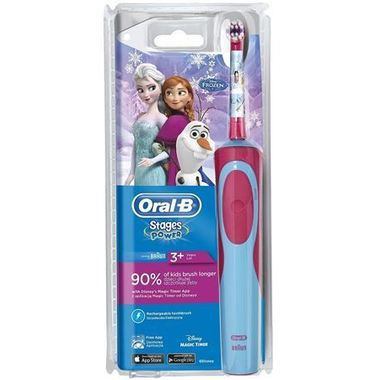 ORAL-B STAGES VITALITY FROZEN 3+