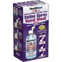 NEILMED NASA MIST SPRAY ALL IN ONE NASAL WASH 177ML
