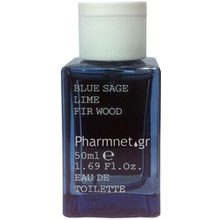 KORRES ΑΡΩΜΑ ΑΝΔΡΙΚΟ BLUE SAGE/ LIME/ FIR WOOD 50 ML