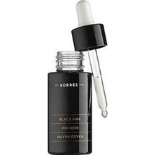 KORRES ΜΑΥΡΗ ΠΕΥΚΗ BLACK PINE SERUM OIL 30ML