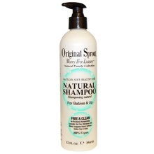 ORIGINAL SPROUT CLASSIC (NATURAL SHAMPOO) BABIES&UP 354ML