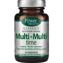 POWER HEALTH CLASSICS PLATINUM MULTI MULTI TIME 30 TABS