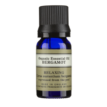 NEAL'S YARD REMEDIES ORGANIC ESSENTIAL OIL BERGAMOT RELAXING 10ML