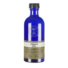 NEAL'S YARD REMEDIES ALMOND OIL SOOTHES SENSITIVE SKIN 100ML