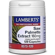 LAMBERTS SAW PALMETTO EXTRAC 160MG 120CAPS