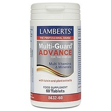 LAMBERTS MULTI-GUARD ADVANCE FOR THE OVER 50's 60TAB