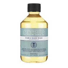 NEAL'S YARD REMEDIES CREATE YOUR OWN HAIR & BODY WASH UNFRAGRANCED 250ML
