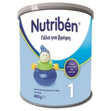 NUTRIBEN MILK 1 400GR