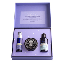 NEAL'S YARD REMEDIES BEAUTY SLEEP KIT BEAUTY SLEEP CONCENTRATE 30ML, BEAUTY SLEEP BODY BUTTER 100GR & BEAUTY SLEEP BATH MILK 100ML 3TMX.