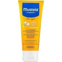 MUSTELA VERY HIGH PROTECT SUN BODY LOTION SPF50+ 200ML